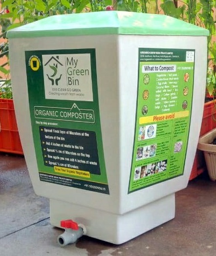 clean india | My Green Bin